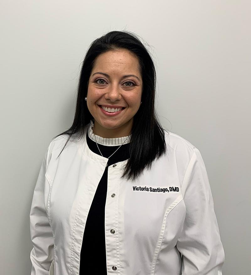 Dr Victoria Santiago, DDS, FAGD